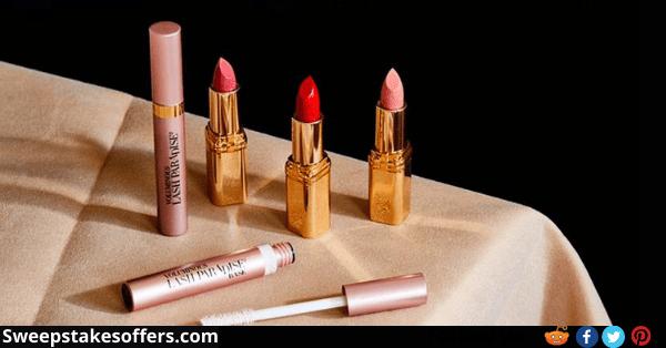 LOreal Paris Holiday Makeup Giveaway