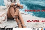 Lunablue Girl Clothing Giveaway