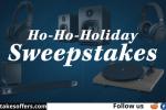 World Wide Stereo Ho Ho Holiday Sweepstakes