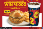 Coca Cola Sip and Scan Sweepstakes