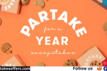 Partake for a Year Sweepstakes