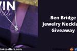 Ben Bridge Jewelry Necklace Giveaway
