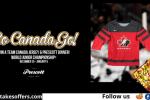 Team Canada Jersey And Prescott Dinner Contest