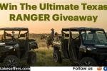 Polaris Ultimate Texas Ranger Giveaway