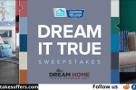 HGTV Sherwin-Williams Dream It True Sweepstakes