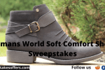 Womans World Soft Comfort Shoes Sweepstakes