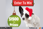 Dog Bakery Get Cozy With Your Canine Giveaway