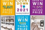 Brother Countdown to 2021 Sweepstakes