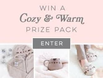 Pusheen Cozy and Warm Giveaway