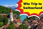 My Switzerland Sweepstakes