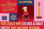 Nuttiest Time of Year Giveaway