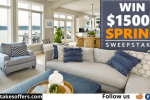 Southern Living $15000 Spring Sweepstakes