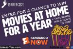 Barefoot Fandangonow Sweepstakes