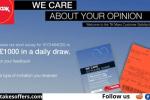 TK Maxx Customer Satisfaction Survey