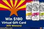 White Claw Find A New Wave Instant Win Game
