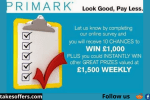 Tell Penneys Primark Survey Sweepstakes