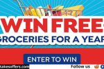 Save a Lot Free Groceries Sweepstakes