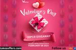 Wisfox Valentine's Day Giveaway