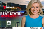7NEWS Amelias Great State Holiday Giveaway