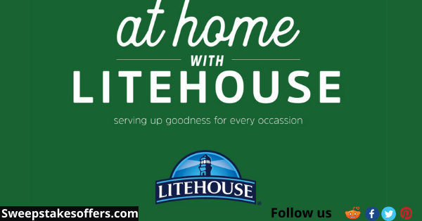 At Home With Litehouse Contest