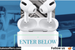 Tour Louisiana Apple AirPods Pro Giveaway
