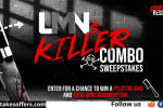 Lifetime LMN's Killer Combo Sweepstakes