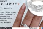 JR Dunn Jewelers Valentine's Giveaway