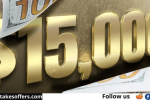 PrizeGrab $15,000 Cash Sweepstakes