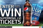 Pepsi Zero Sugar Text to Win Super Bowl Contest