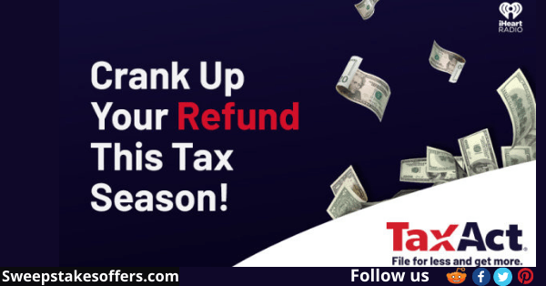 Tax Act Boosts Your Returns Sweepstakes