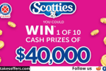 Win with Scotties Contest