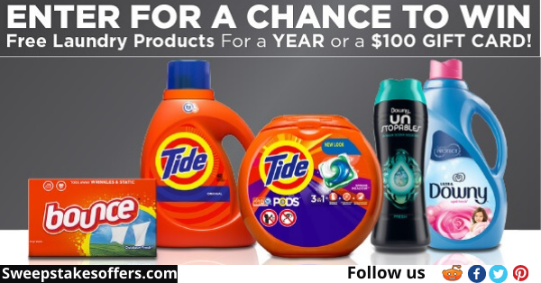TideSweeps com Sweepstakes