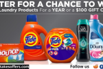 Procter & Gamble Tide Sweepstakes