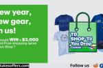 TD Shop Til You Drop Contest