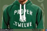 Proper No Twelve Irish Whiskey Hoodie Sweepstakes
