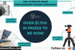 Snapit Ultimate Home Photography Studio Giveaway
