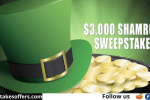 Frankly Media $3000 Shamrock Sweepstakes