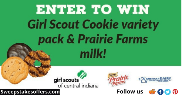 Fox59 Girl Scout Cookie Contest