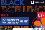 Black Excellence LIVE $10000 Small Business Giveaway