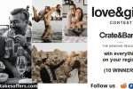 Crate and Barrel Love & Gifts Contest
