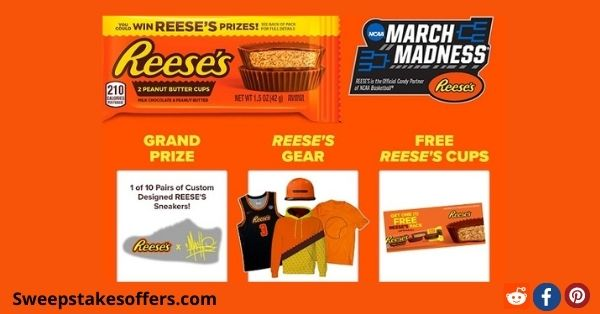 Team Reese's Instant Win Game