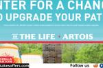 Stella Artois Home Patio Makeover Sweepstakes