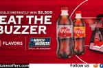 Coke Beat the Buzzer Sweepstakes