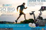 AirMedCare Network's Go Big Giveaway