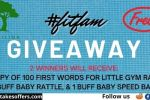 Familius X Fred Fit Fam Giveaway