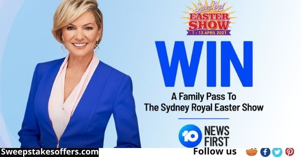 10 News First Sydney Royal Easter Show Competition