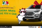 La Chona Mother's Day Car Giveaway