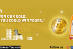 Paddy's Golden Giveaway
