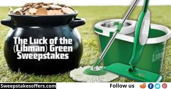 Luck of the Libman Green Sweepstakes