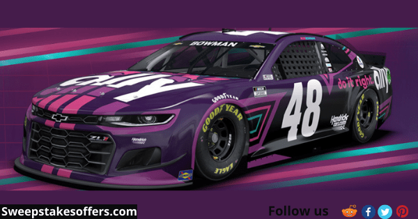 Nashville Speedway Ultimate Ally 400 Sweepstakes